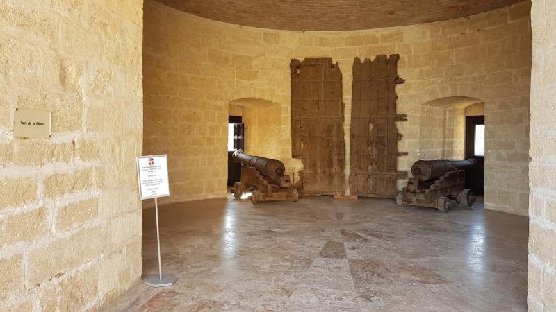 Pulverturm auf der Alcazaba
