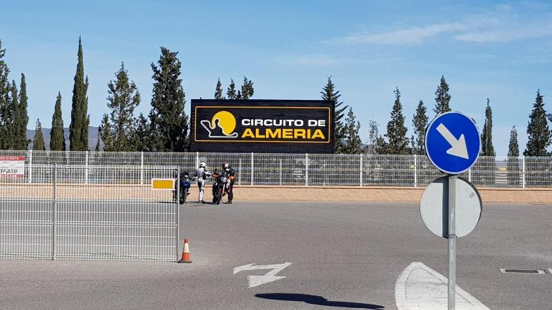 Circuito de Almeria