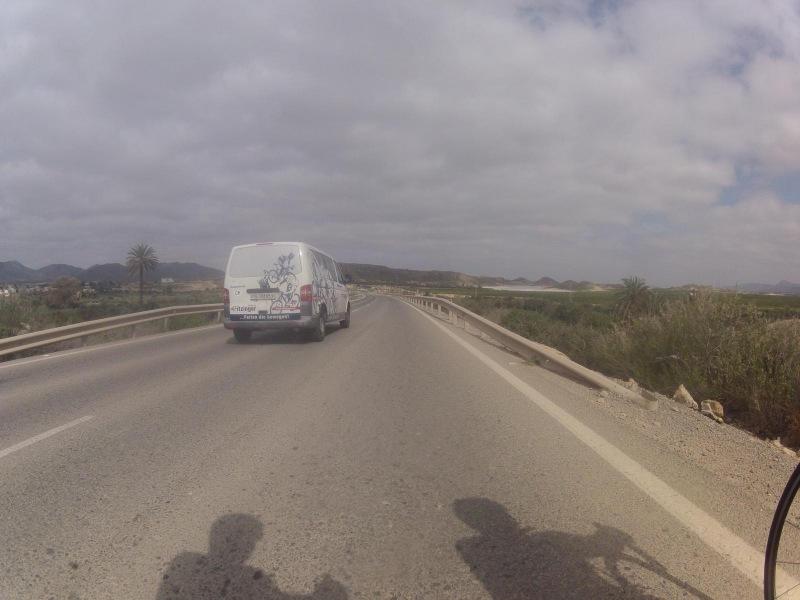 In der Nähe von el Largo