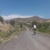 Aufstieg in die Sierra Cabrera