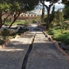 Gartenanlagen auf der Alcazaba