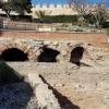 Wasser auf der Alcazaba