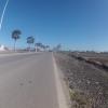 Bei Palomares wieder in die Nähe des Meeres