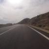 Küstenstrasse, kurz vor Villaricos