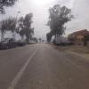 Küstenstrasse in Villaricos
