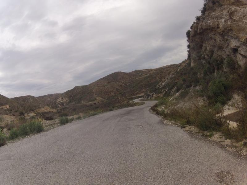 Bergfahrt
