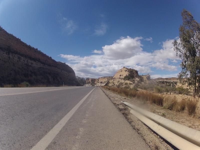 Schluchten und Canyons