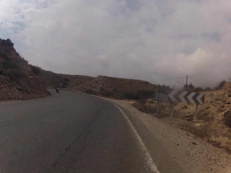 Durch die Dünen nach San Juan