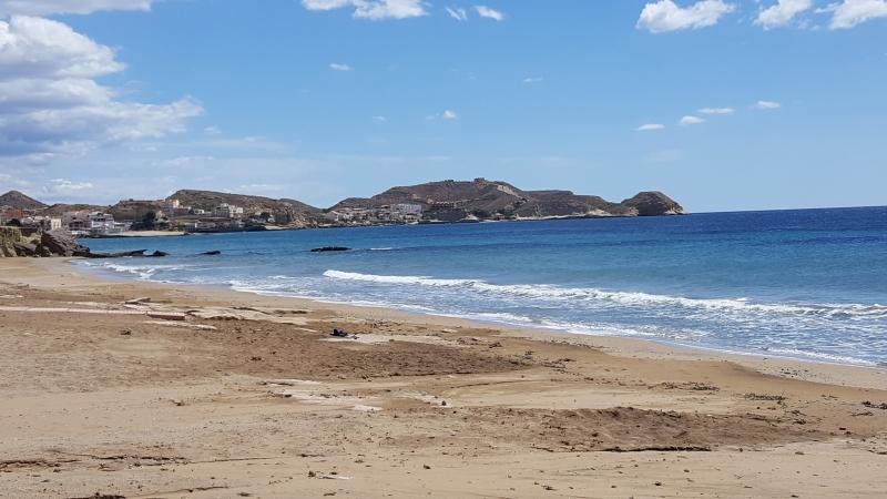Strand von San Juan