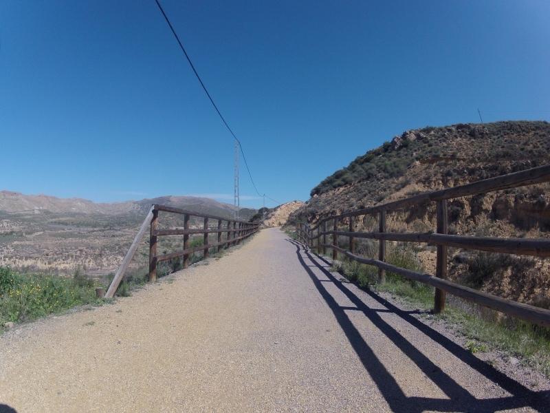 Auf der Via Verde