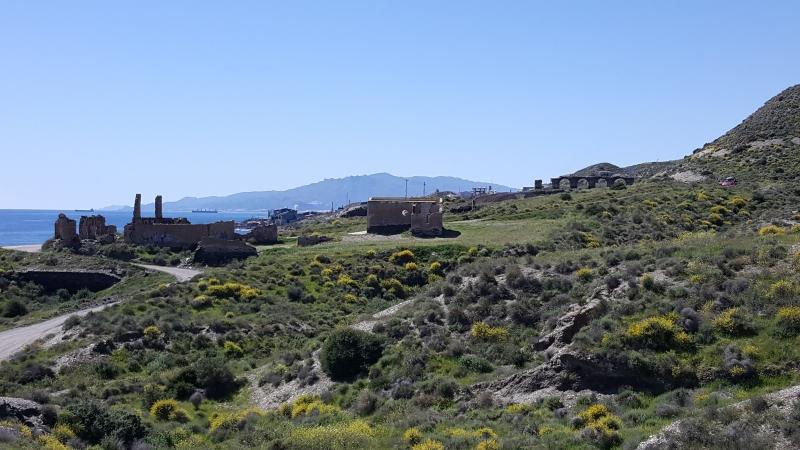 Ruinen ausserhalb Villaricos