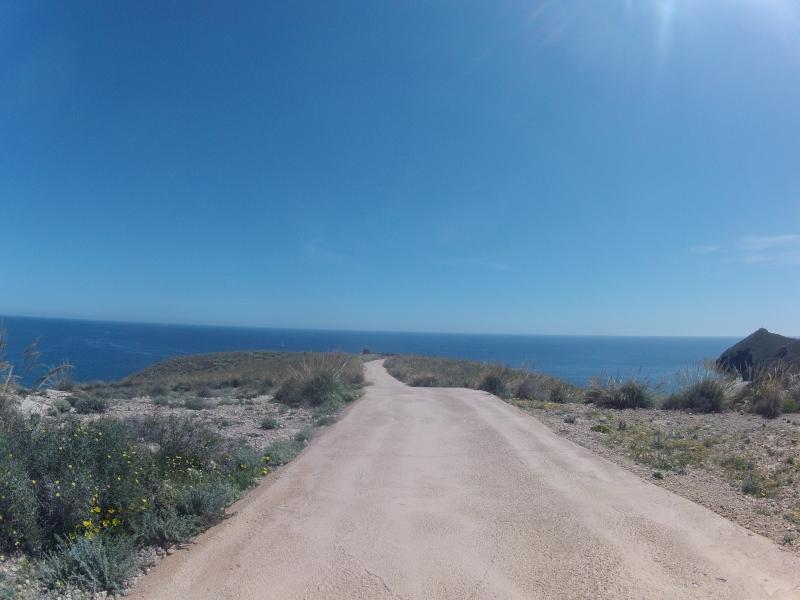 Zum Aussichtspunkt Playa de los Muertos