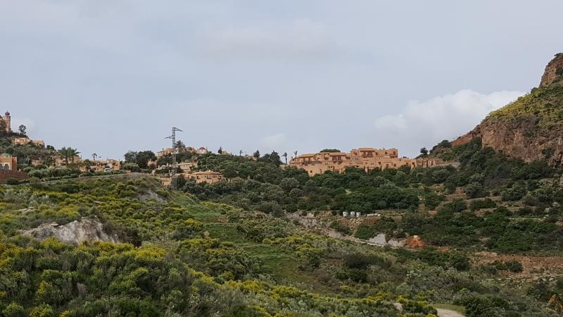 Cortijo - auf der Krete