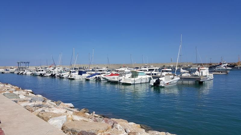 Hafen von Garrucha