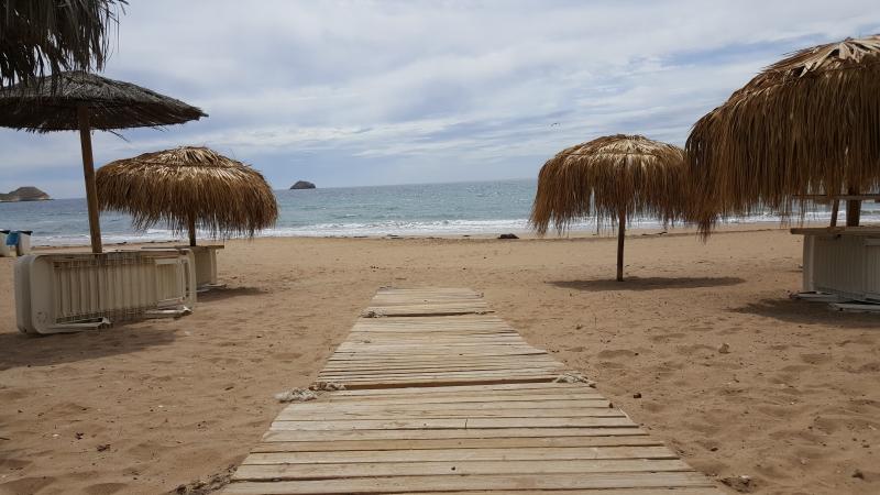 Strand in San Juan