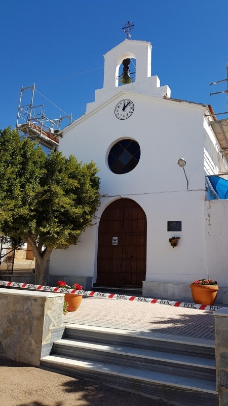 Kirche von Polopos