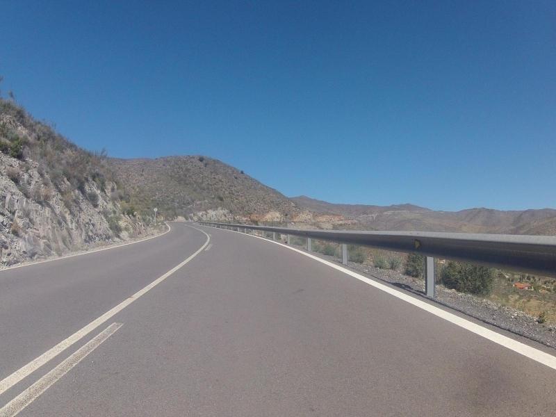 Aufstieg nach Alcudia
