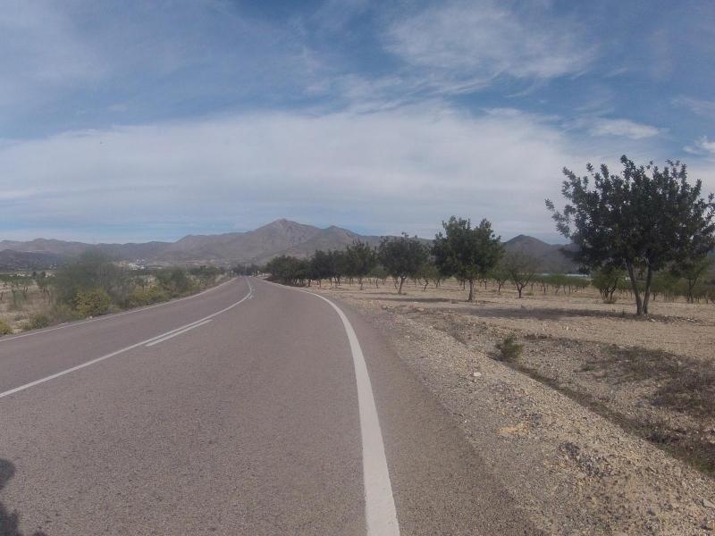 von Sorbas nach Uleila del Campo