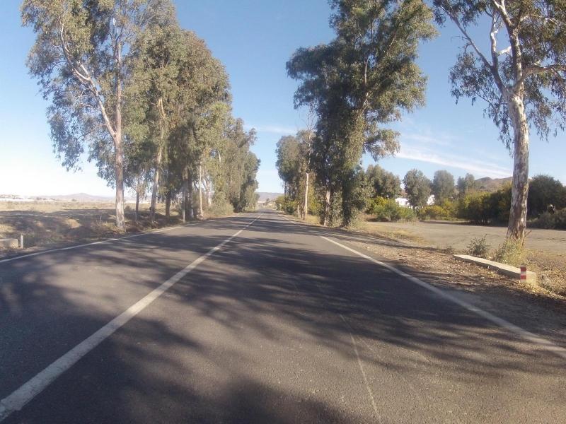 Ins Hinterland, Villaricos - La Muleria