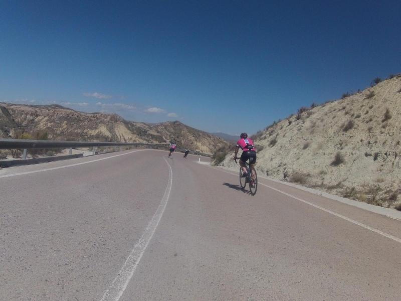 Feine Abfahrten nach Los Molinos del Rio Aguas