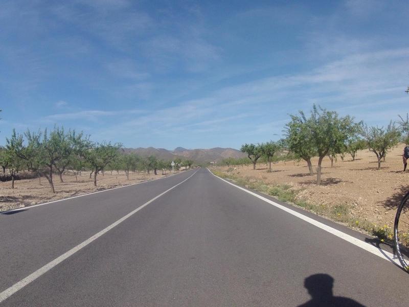 Wunderbare Strassen ins spanische Niemandsland