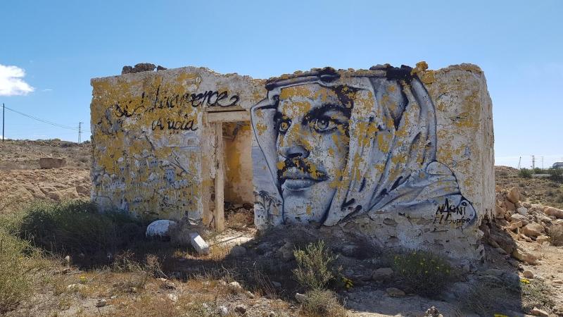 Omar Sharif, aus dem Film – Lawrence von Arabien