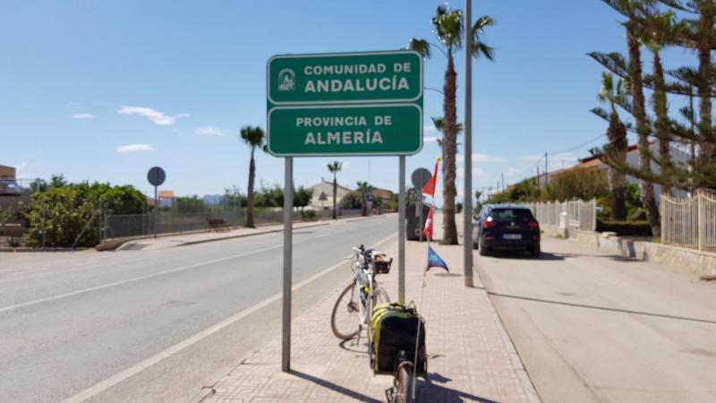 Region Murci / Region Anducia