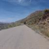 Abfahrt durch die Sierra Cabrera