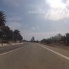 Abfahrt zur Palmenplantage