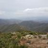 Panorama über Andalusien