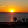 Sonnenaufgang vor Mojacar