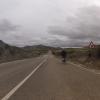 Wellige Fahrt durchs Hinterland