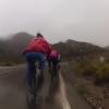 Im Regen zum Carboneraspässchen