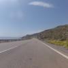 Küstenstrasse zwischen San Juan und Villaricos
