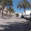 Hauptstrasse in Carboneras