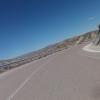zügige Abfahrt nach Los Molinos del Rio Aguas