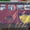 Neue Dokumentationstafel beim Kirchlein in Polopos