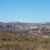Sicht zur Sierra Nevada