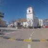 Kirche im Aufstieg nach Alcudia