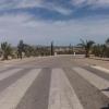 Durch das Valle del Este (Golfplatz)