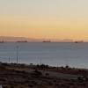 Ein frischer Morgen am Hafen von Garrucha