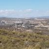 Sierra Nevada, heute unter einer Wolkendecke