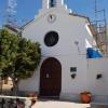 Kapelle in Polopos (Vier Fäuste für ein Halleluja)