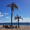 Strandpromenade in Carboneras