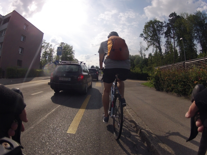 Auch andere am Biketowork (2)