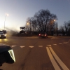 Fahren im Kreisel