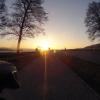 Sonnenaufgang im Furttal
