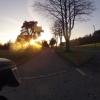 Sonnenaufgang in Regensdorf