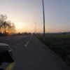 Sonnenaufgang im Limmattal