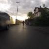 Morgenstimmung nach dem Regen